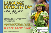 Language Diversity Day 15.10.2017