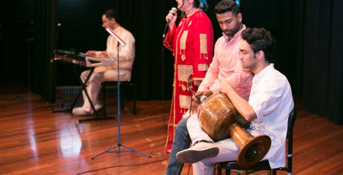Trdaitional Persian Music Group