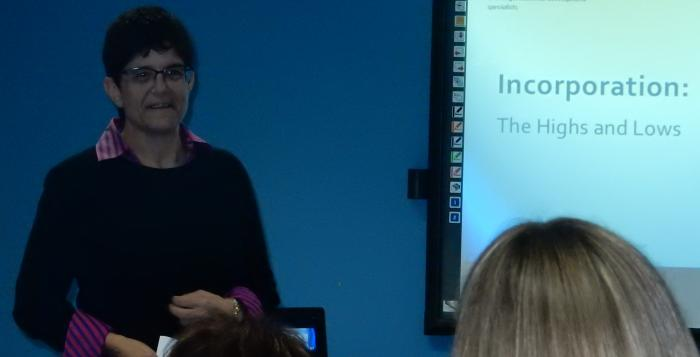 Gigi Lacey, Principal Consultant, GL Community Consultancies