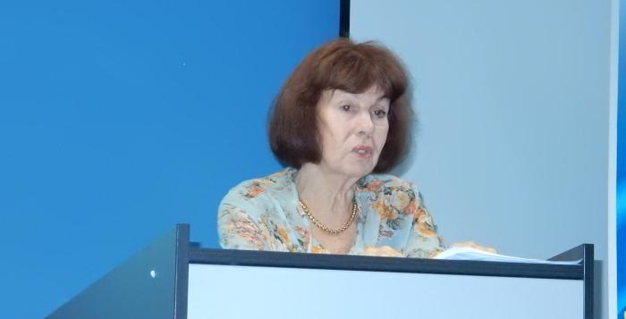 Irene Tavutavu, President , ESAQ