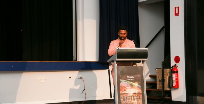 Shamaul Alam, MC