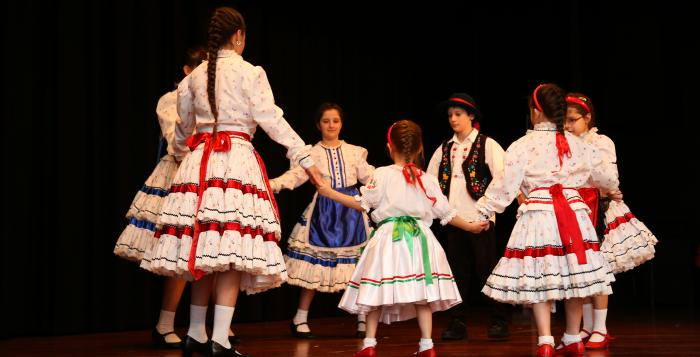 Tulip Hungarian Folk Dance Group